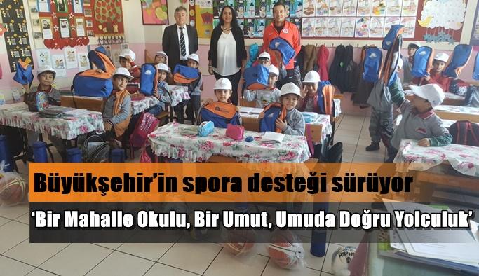 'Bir Mahalle Okulu, Bir Umut, Umuda Doğru Yolculuk'
