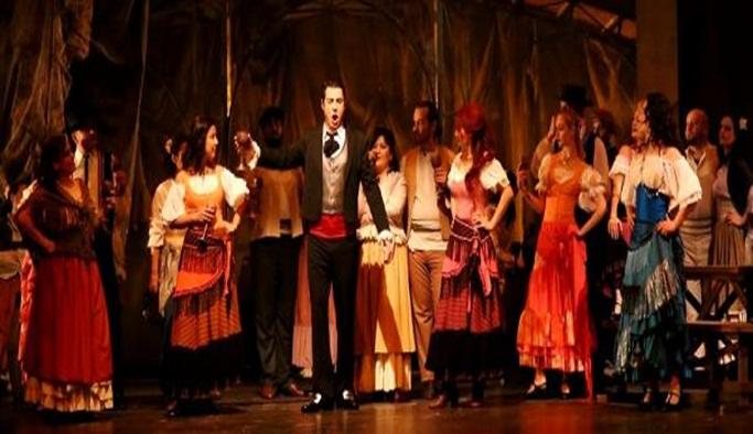 'Carmen' yeniden sahnede