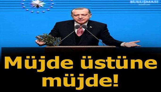 Cumhurbaşkanı Erdoğan'dan müjde üstüne müjde! 23 Şubat'ta başlıyor