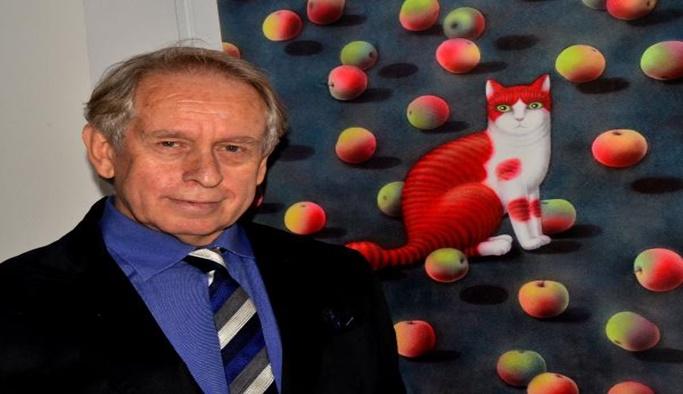 Ekşioğlu'nun kedileri Antalya'da