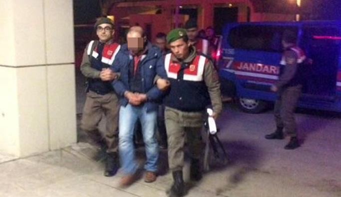 Hayvan hırsızları tutuklandı