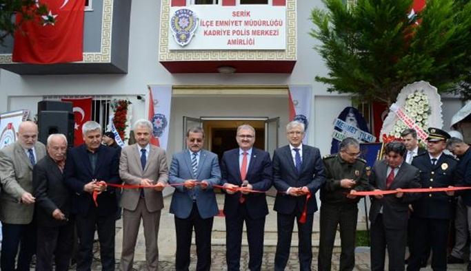 Kadriye Polis Merkezi açıldı