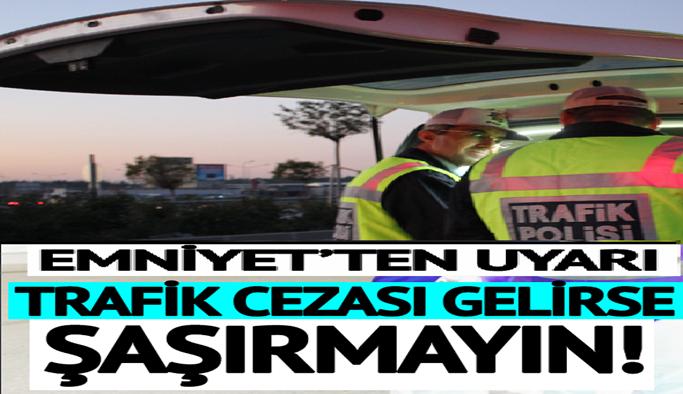 Milyonlarca sürücüyü ilgilendiren açıklama Emniyet'ten geldi!