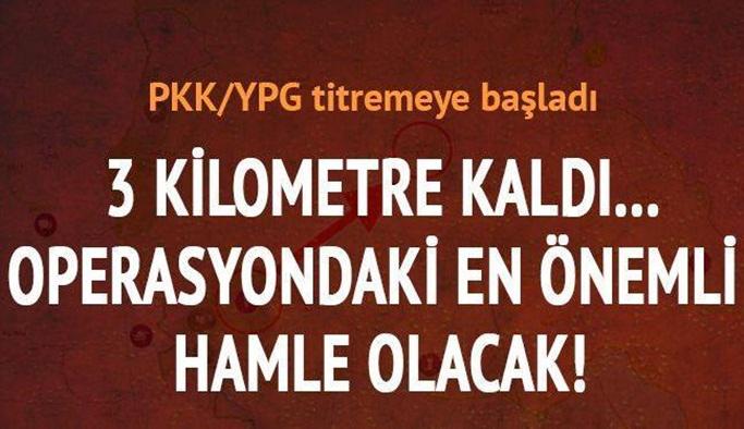 PKK/PYD titremeye başladı!