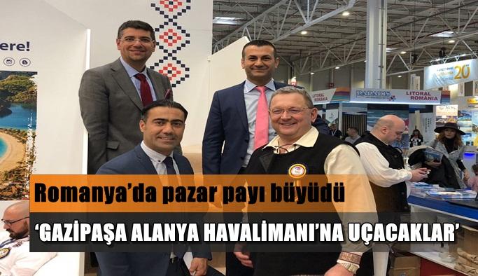 Romanya'da pazar payı büyüdü