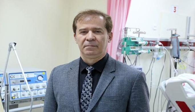 SDÜ'de aort anevrizması ameliyatı