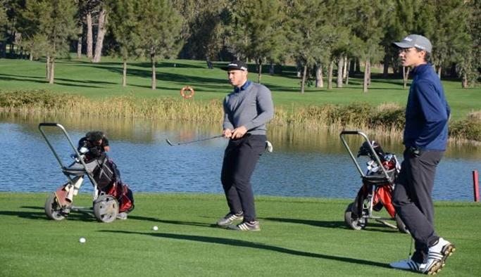 Türkiye Golf Turu 2'nci ayak müsabakası tamamlandı