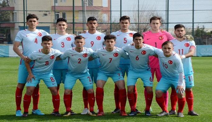 Türkiye-Rusya: 1-1