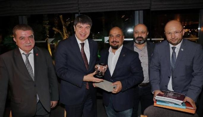 Başkan Türel foto muhabirleri ile bir araya geldi