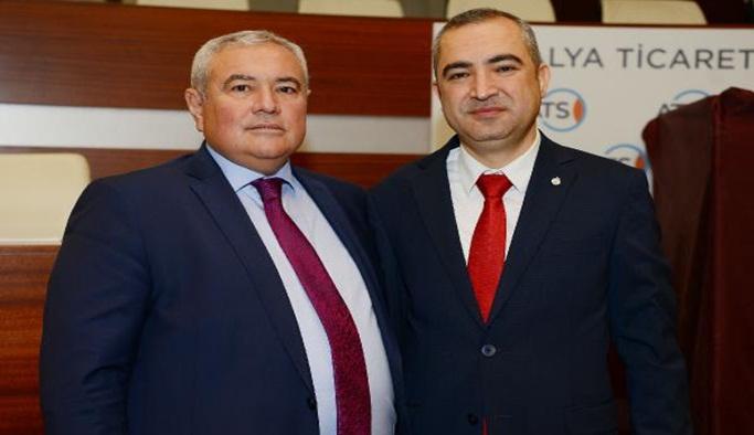 ATSO Meclis Başkanlığına Süleyman Özer yeniden seçildi