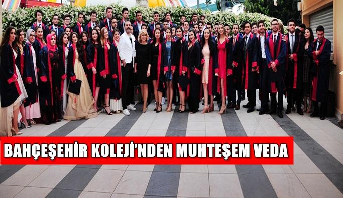 Bahçeşehir Koleji'nden muhteşem veda