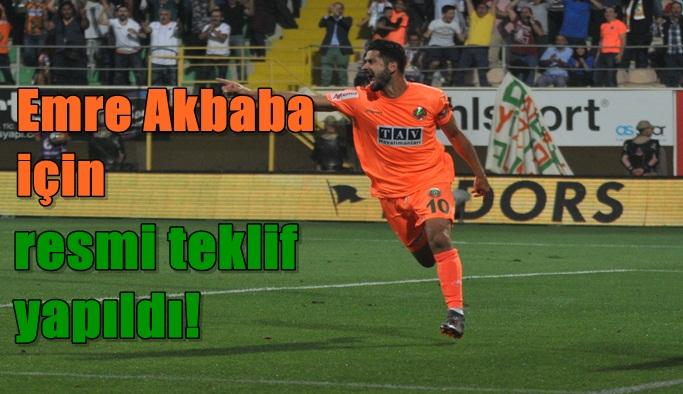 Emre Akbaba için resmi teklif yapıldı!