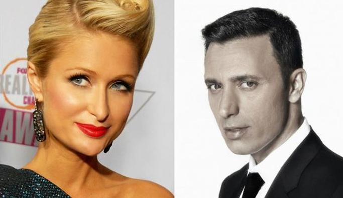Paris Hilton yürüyecek, Mustafa Sandal söyleyecek
