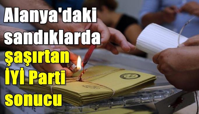Ak Parti Antalya'da 16 ilçede birinci oldu