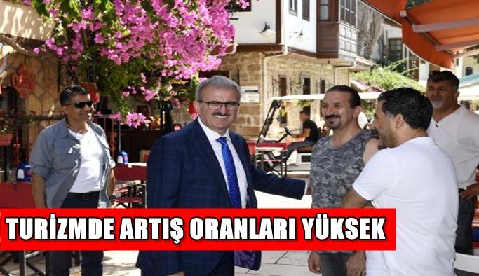 Antalya, bayramda 1 milyon turisti ağırlayacak
