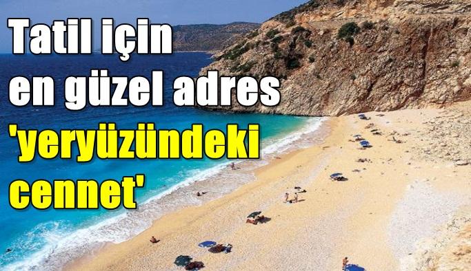 Antalya'da onlarca bayram tatili seçeneği