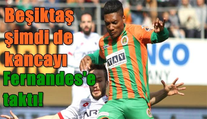 Beşiktaş, Junior Fernandes'in peşinde
