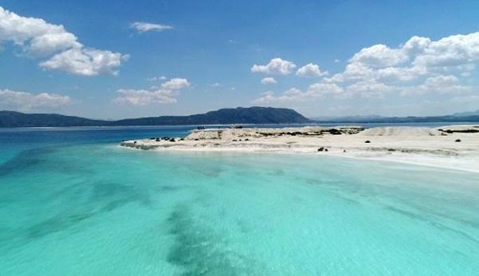 'Türkiye'nin Maldivleri' 500 bin turist bekliyor
