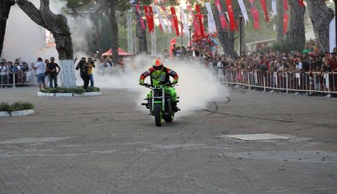 Manavgat'ta Motosiklet Festivali heyecanı