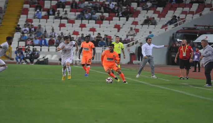 Süper Lig'in ilk haftası 29 golle tamamlandı