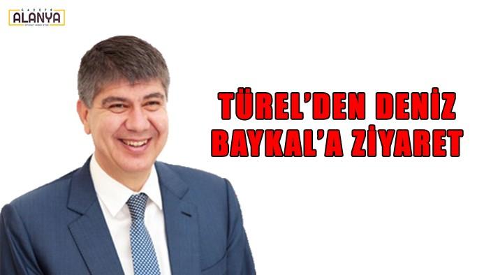 Ak Parti'li Türel, Baykal'ı Ankara'da ziyaret etti