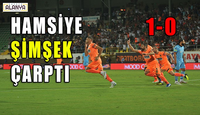 Alanyaspor 1 Trabzonspor 0