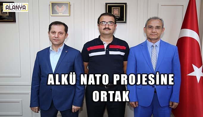 ALKÜ, NATO projesine ortak oldu
