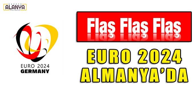 EURO 2024 Almanya'da