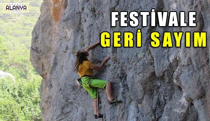 Festivale geri sayım !