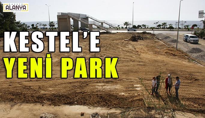 Kestel Mahallesi'ne yeni park