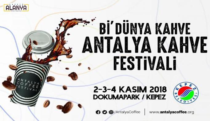 Kahve tutkunları bu festivalde buluşuyor