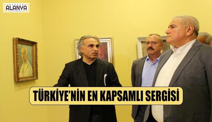 Türkiye'nin en kapsamlı sergisi