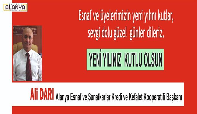 Ali Darı'dan yeni yıl mesajı