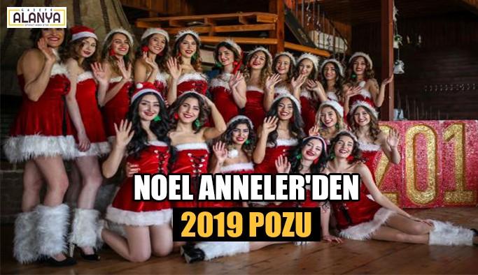 Noel Anneler'den 2019 pozu