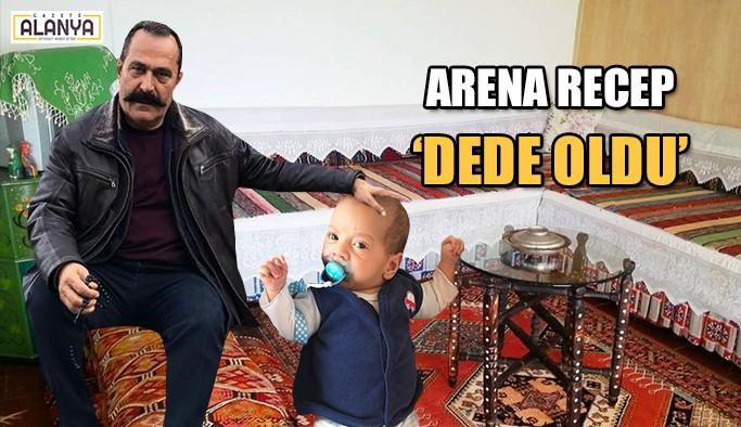 Arena Recep Dede oldu