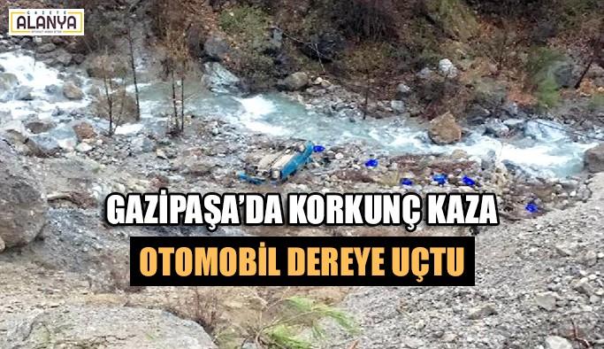 Gazipaşa'da korkunç kaza