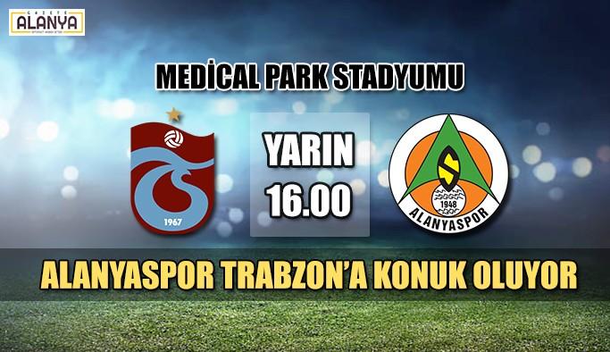 Alanyaspor Trabzonspor'a konuk oluyor