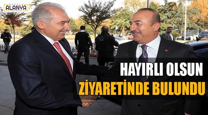 Alanyalı iki isim İstanbul'da bir araya geldi