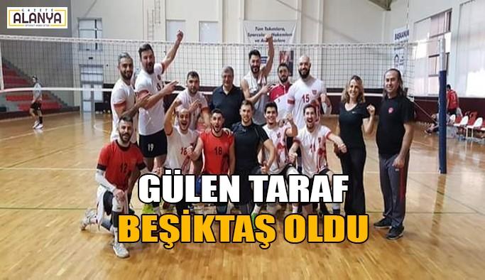 Beşiktaş'a yenildik