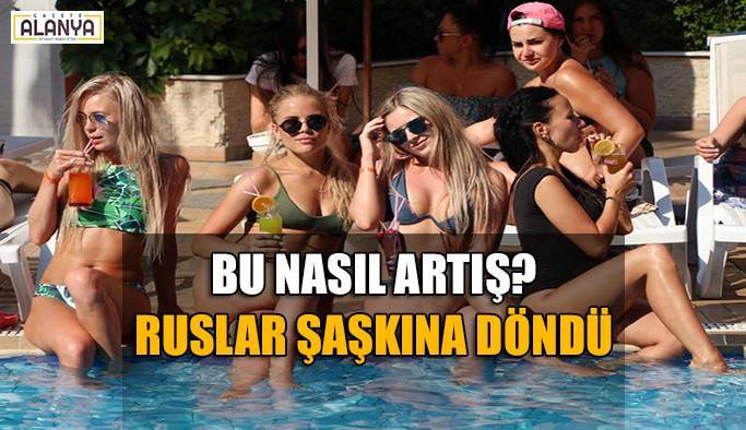 Türkiye Rus turizmcileri şaşırttı
