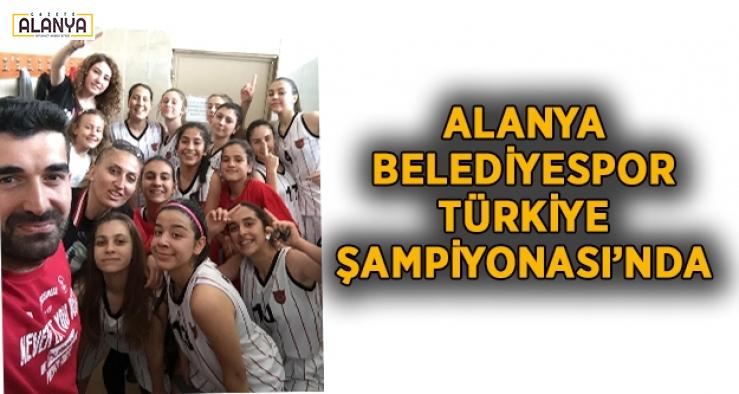 Belediyespor U16 Türkiye Şampiyonası'nda