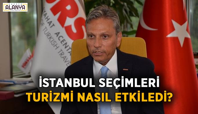 'İstanbul seçimleri turizmi nasıl etkiliyor?'