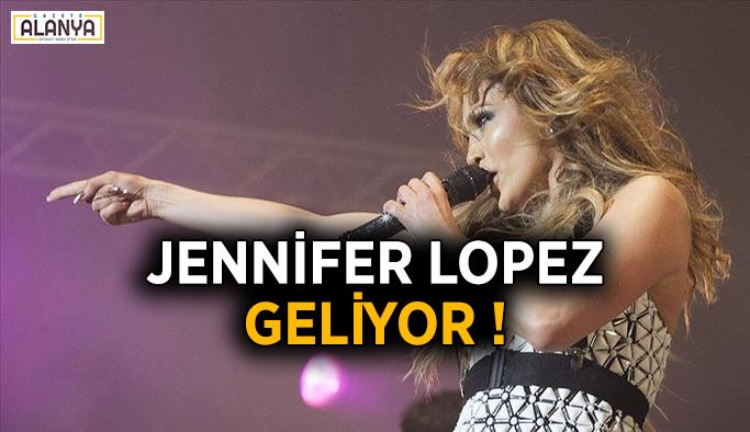 Jennifer Lopez sevenleriyle buluşacak