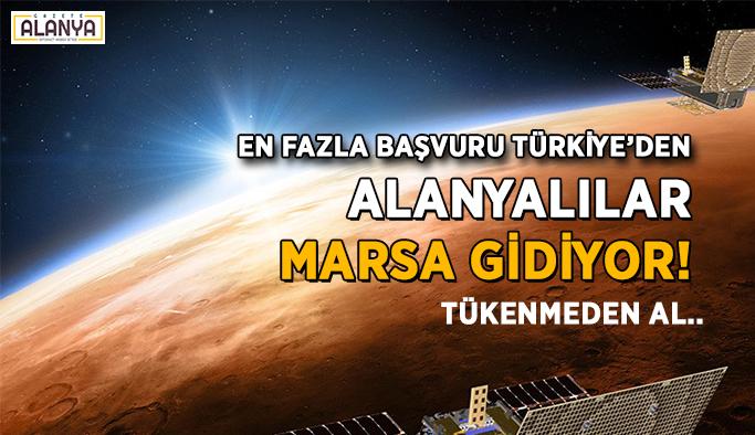 NASA ücretsiz Mars bileti veriyor ! Tükenmeden al..