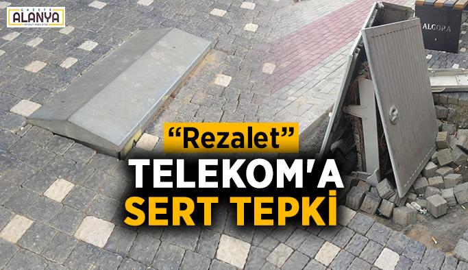 Akedaş ve Telekom'a sert tepki