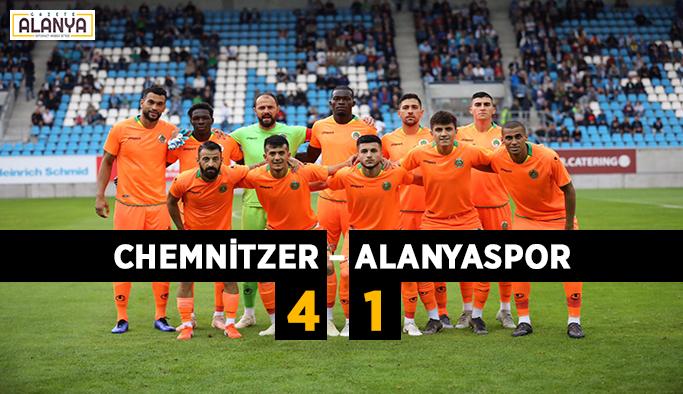 Chemnitzer FC: 4  Aytemiz Alanyaspor: 1