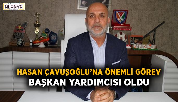 Hasan Çavuşoğlu'na önemli görev