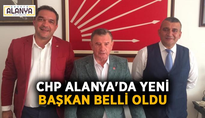 Kongre bitti! CHP Alanya'da yeni başkan belli oldu