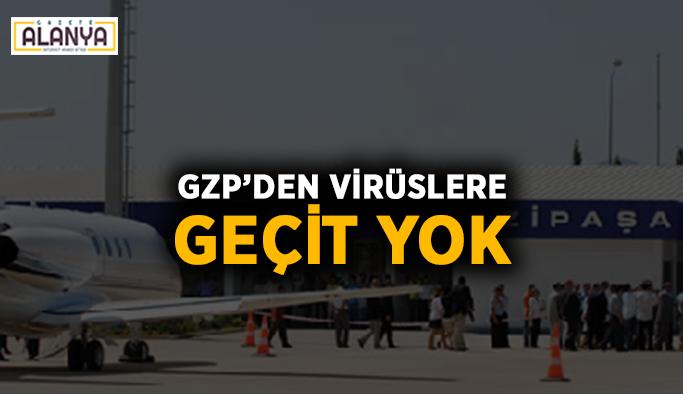 GZP'den virüslere geçit yok