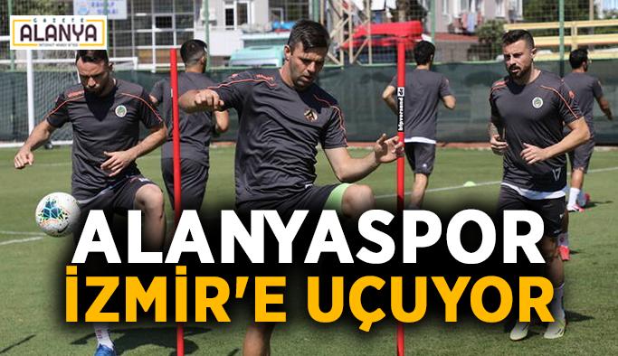 Hazırlıklar tamam: Alanyaspor İzmir'e uçuyor